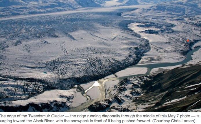 Surging B.C. glacier threatens to block Alsek River.jpg