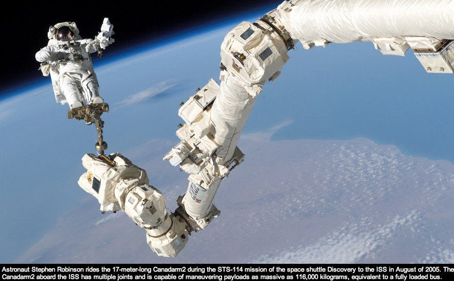 Another Big Picture special about Int Space Station ...